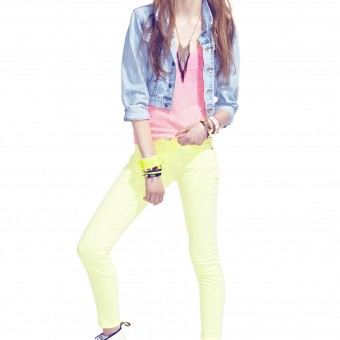 Buzz Jeans -- 2012 Spring Campaign