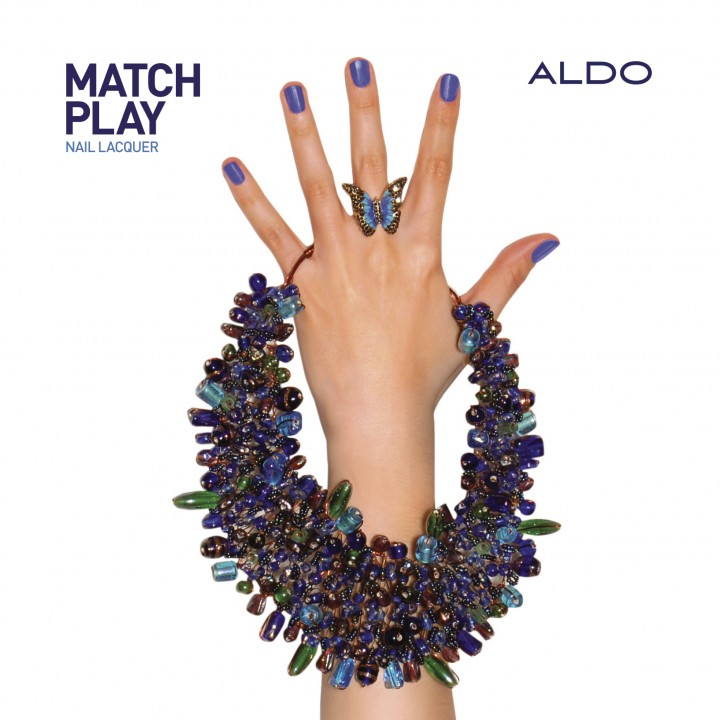 Aldo 2011 Nail Polish Lookbook