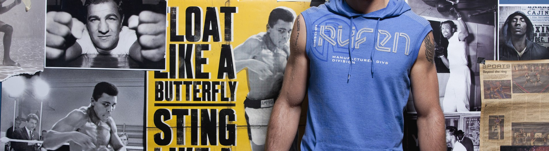 Rufen 2013 -- Spring Campaign