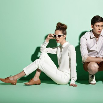 The Volts -- Spring 2012 Campaign